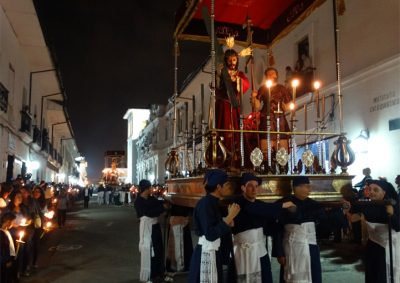 Parade in Popayán