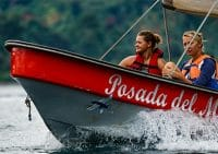Boat ladies Colombia