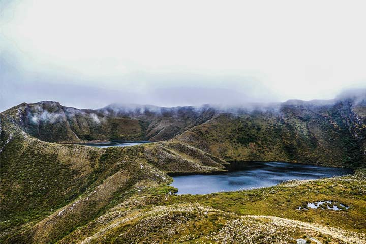 Siecha Lake Chingaza