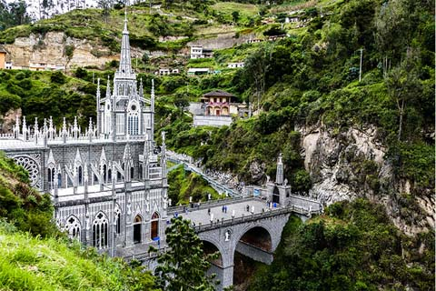 Santuario Las Lajas – The Most Spectacular Basilica in Colombia