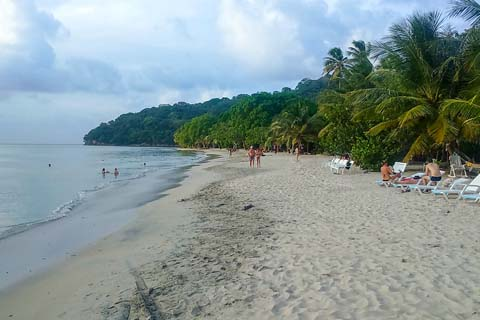 Southwest Beach Providencia