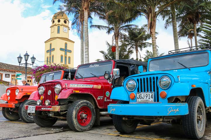 Willys Jeeps Salento