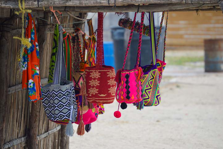 Traditional Bags of La Guajira Colombia