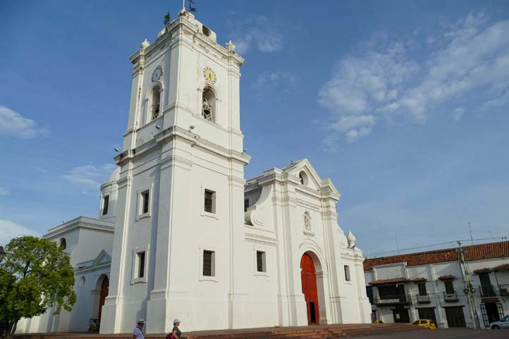 Church in Santa Marta