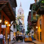 Historical Center of Cartagena Colombia