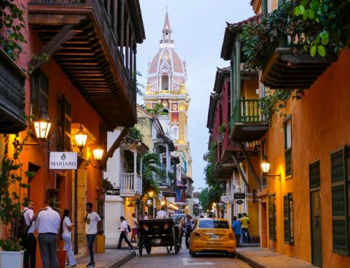 What is Colombia known for?