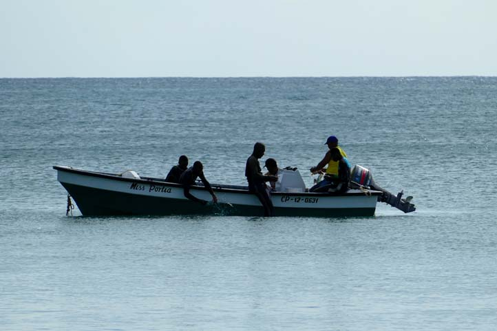 Fishers in Providencia