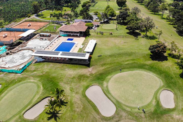 Golf Club in Manizales Caldas