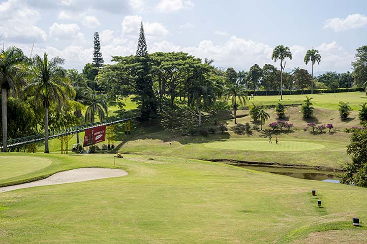 Golf Club in Armenia Quindio