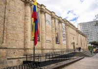 National Museum in Bogotá
