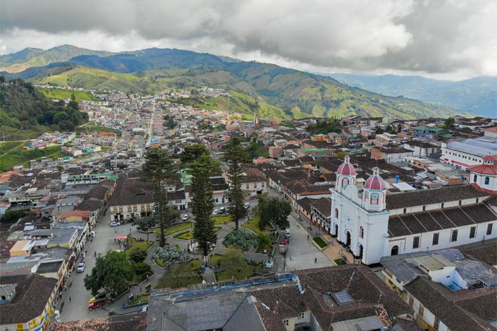 The 17 Heritage Towns of Colombia