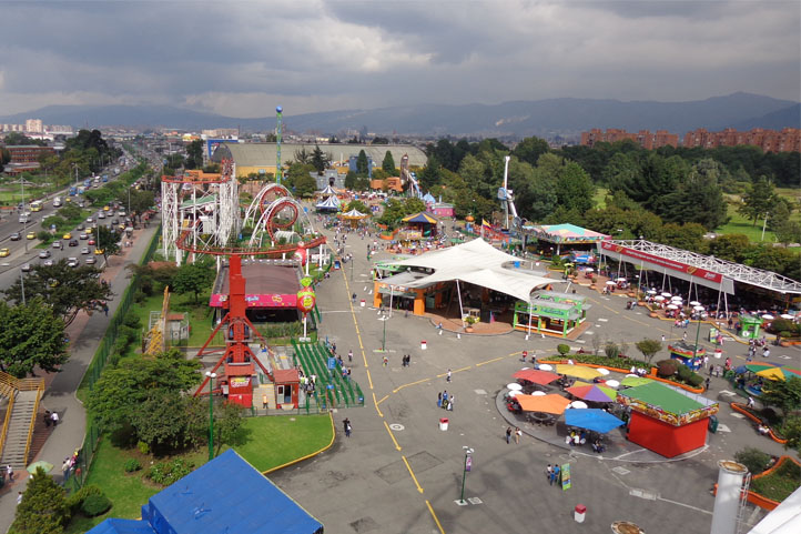Tematic Parks Colombia