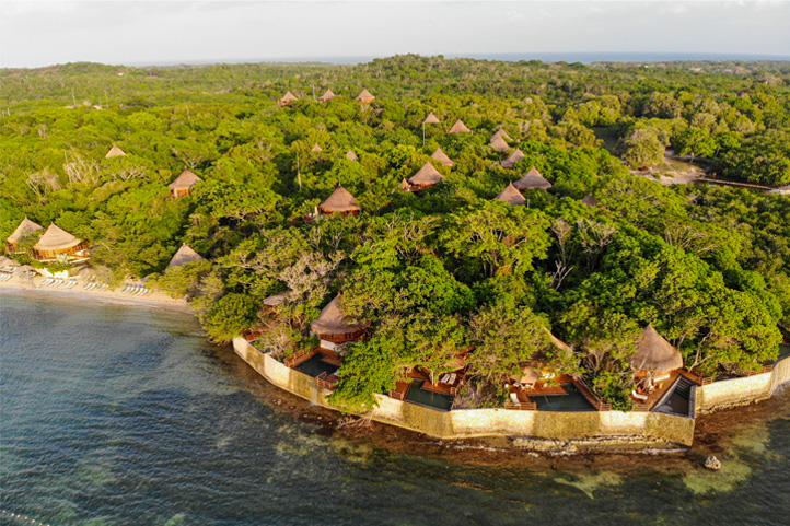 Colombian Top 20 Most Popular Ecolodges